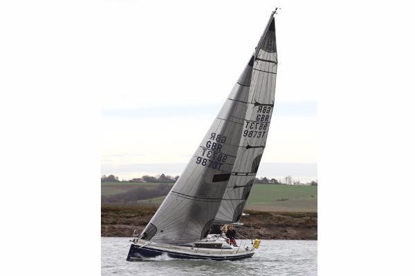 Dehler 33 Classic Sailing