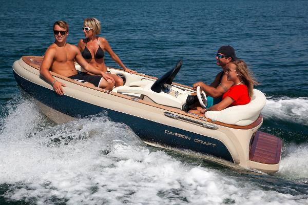 Carbon Craft Yacht Tender, Jet Tender CC110
