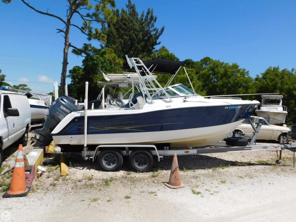 Hydra-Sports 202 DC 2005 Hydra-Sports 202 DC for sale in Stuart, FL