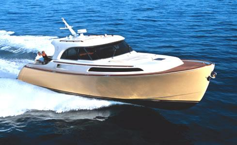 Mochi Craft 51 Dolphin Manufacturer Provided Image