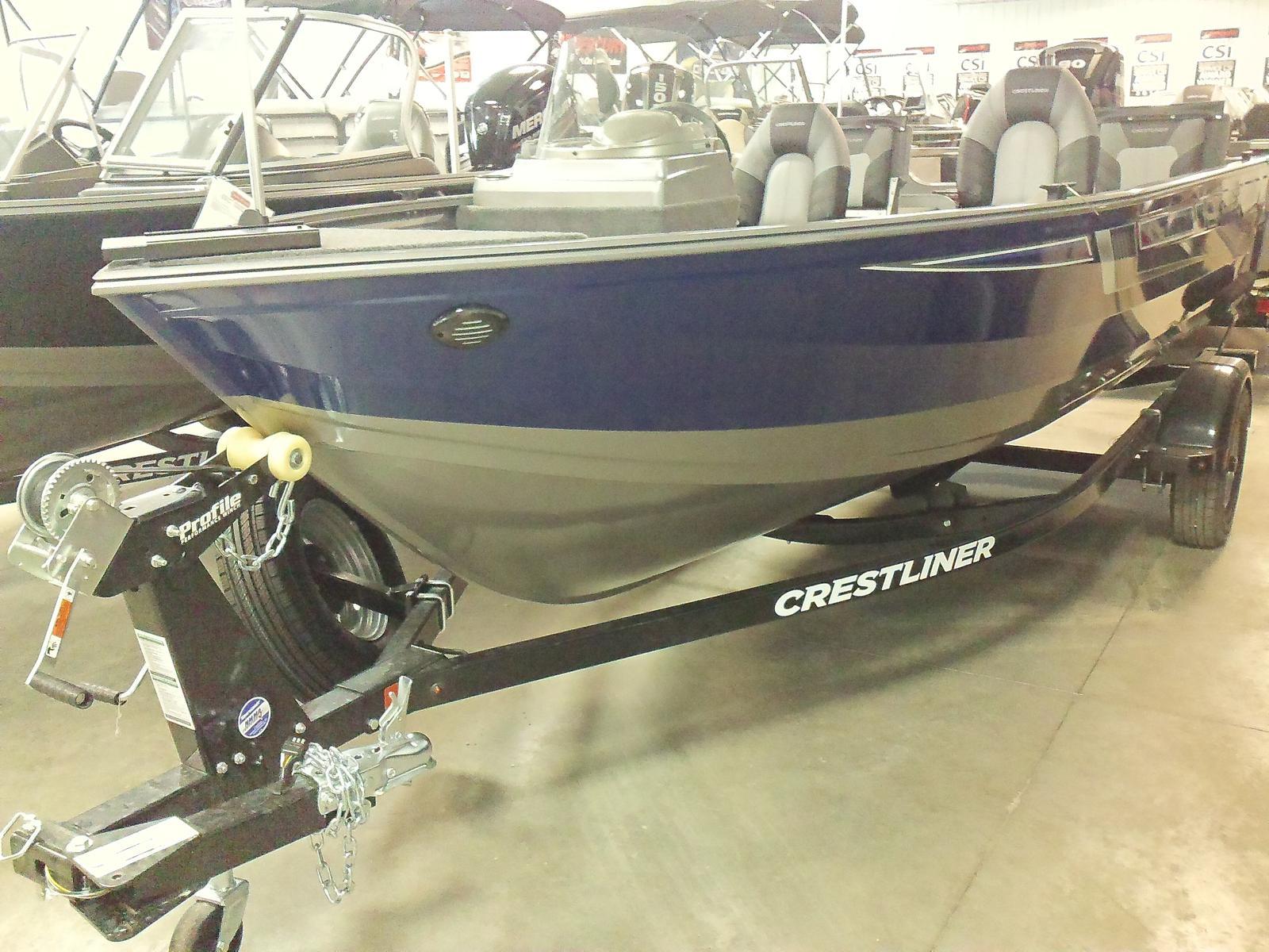 Crestliner 1600 Vision