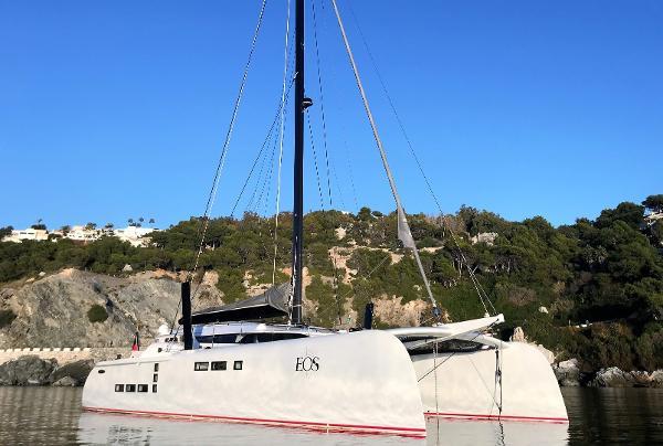 Custom Young 65 Catamaran