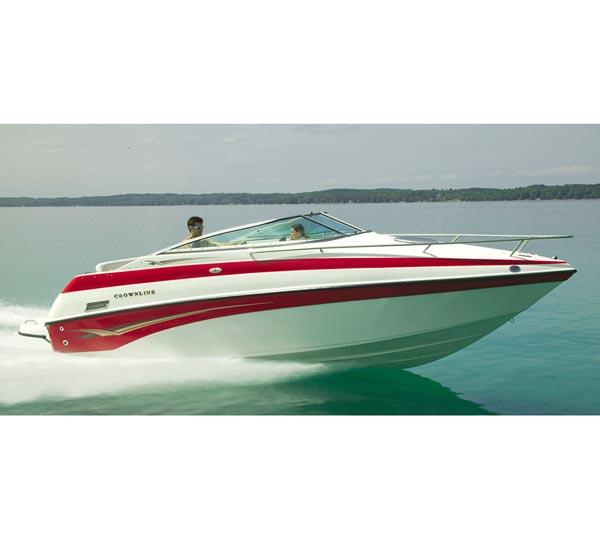 Crownline 235 CCR Manufacturer Provided Image