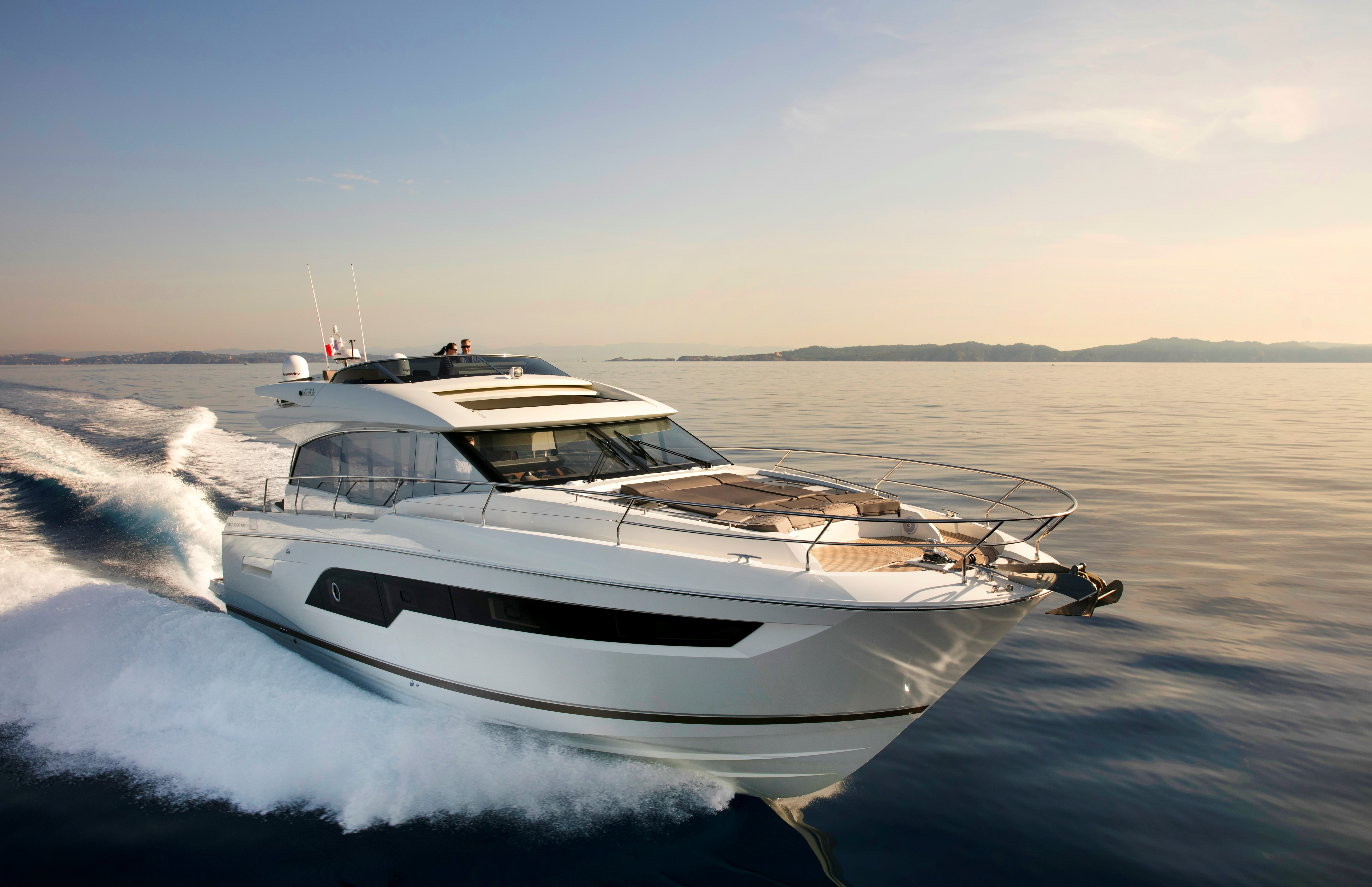 Prestige 630 S Prestige 630S Yacht