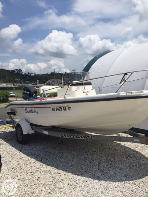 Boston Whaler 18 Dauntless 2001 Boston Whaler 18 Dauntless for sale in Wallops Island, VA
