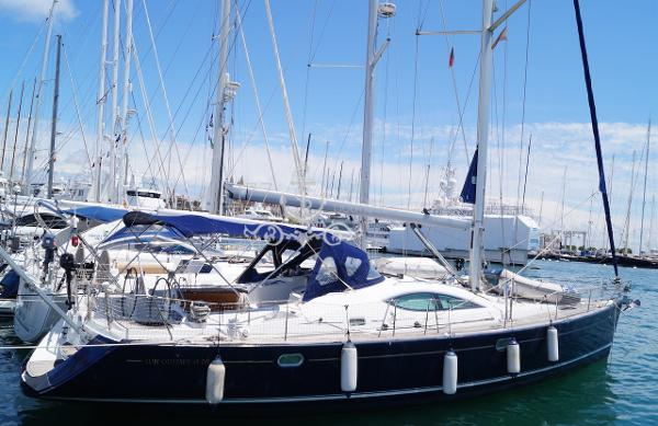Jeanneau Sun Odyssey 49 DS Jeanneau 49DS on Mallorca