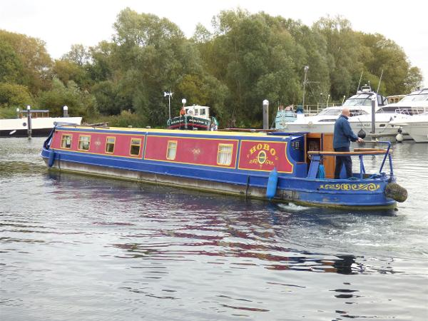 Colecraft Oxford Canal Boat