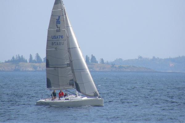 J Boats J/100 J/100 - Sea Smoke - Owner's Photos