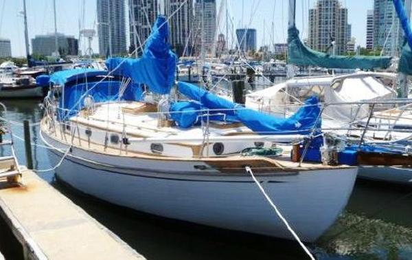 Tayana Tayana 37 Ct Gypsy Wind