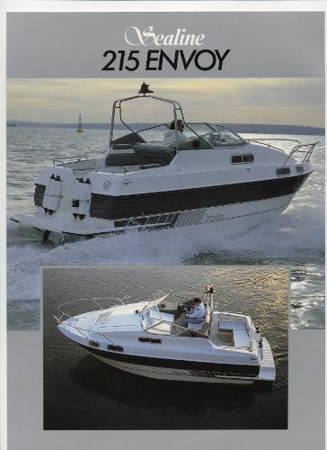 Sealine 215 Envoy