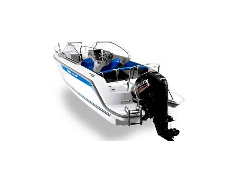 Ryds 628 Duo Konsolenboot