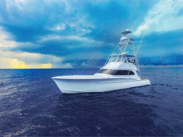 Custom Carolina Gillikin 54 Eastbay Boatworks Profile
