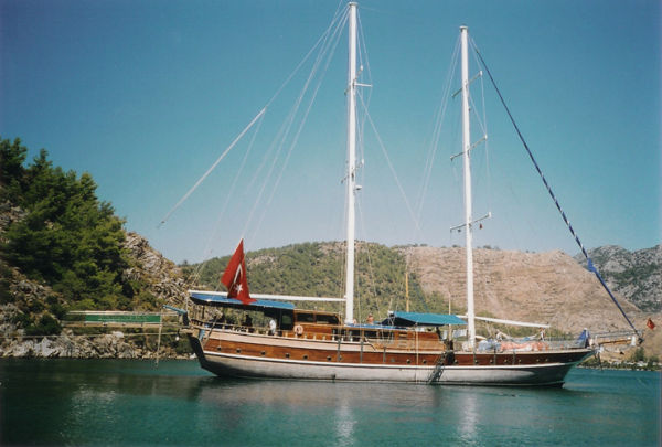 Turkish Gulet 2004 Photo 1