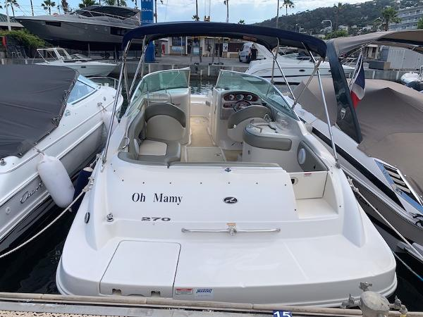 Sea Ray Sun Deck 270