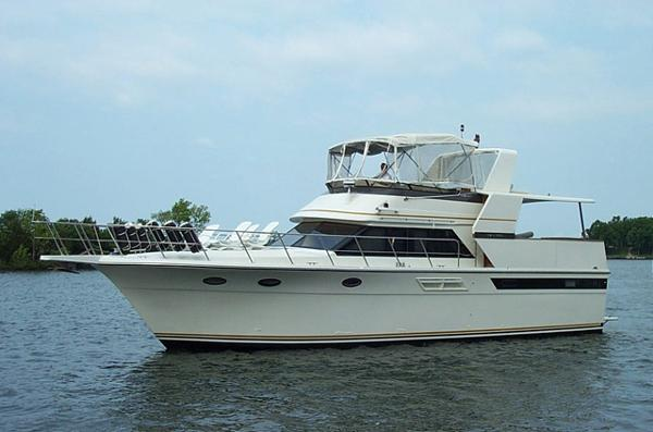 Californian 48 Motor Yacht Profile