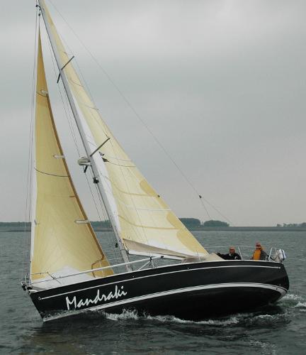 Dehler 36