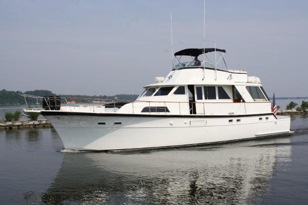 Hatteras 58 Yacht Fisherman Hatteras 58 Yacht Fisherman- 107