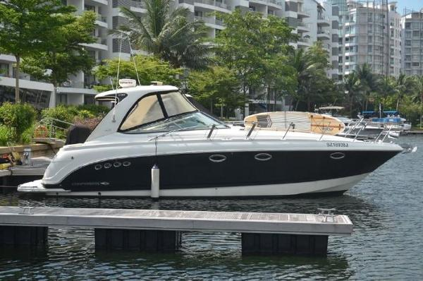 Custom-Craft Chapparal Signature 370