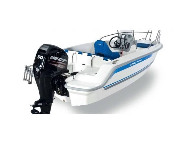 Ryds 488 MidC Konsolenboot