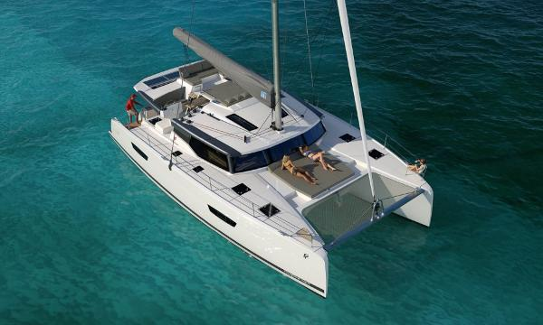 Fountaine Pajot Catamaran 47