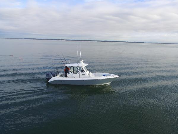 Everglades 290 Pilot