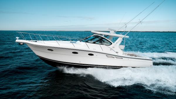 Tiara 3600 Open Profile Port