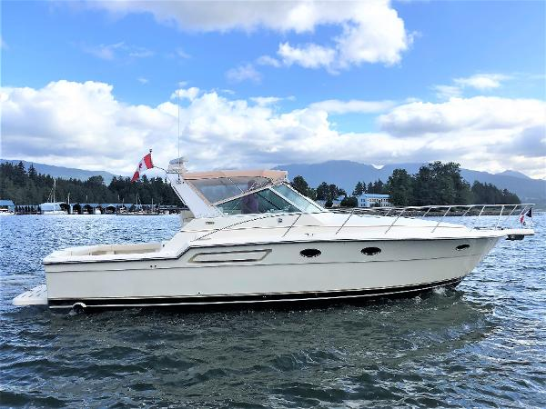 Tiara 3700 Open Profile 3