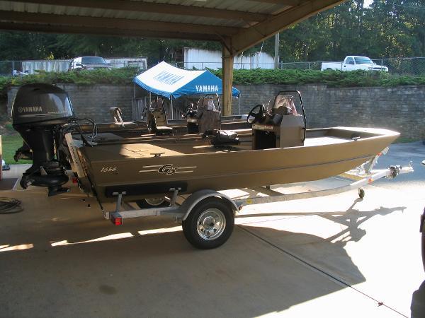 G3 Boats 1656CCJ