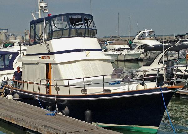 Cape Dory 40 Explorer Cape Dory 40 Explorer
