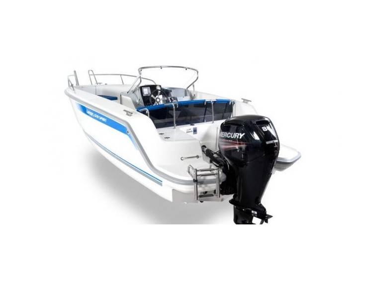 Ryds 628 Sport Konsolenboot