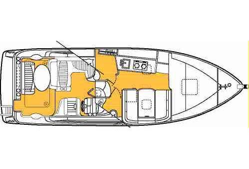 Bayliner 285 Manufacturer Provided Image