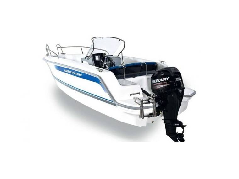 Ryds 548 Light Konsolenboot