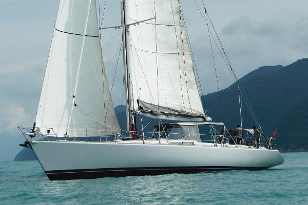 Sailboat Cassanelli Spa 75ft Cassanelli Spa 75ft Profile