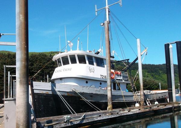 Vancouver Shipyard Tender/Seiner