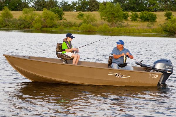 G3 Boats Outfitter V150T