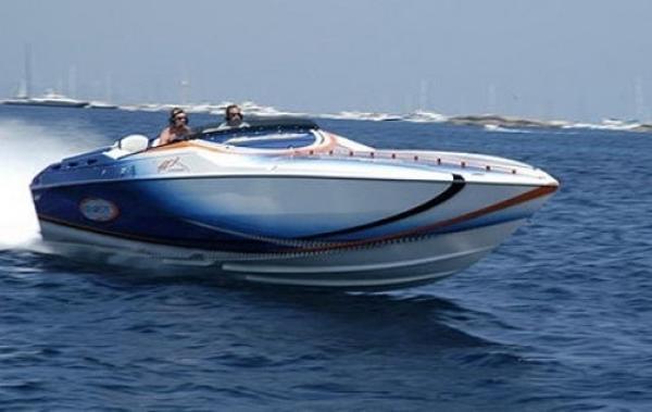 CIGARETTE 42 X racing