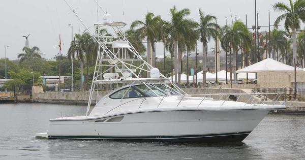 Tiara 4200 Open Profile