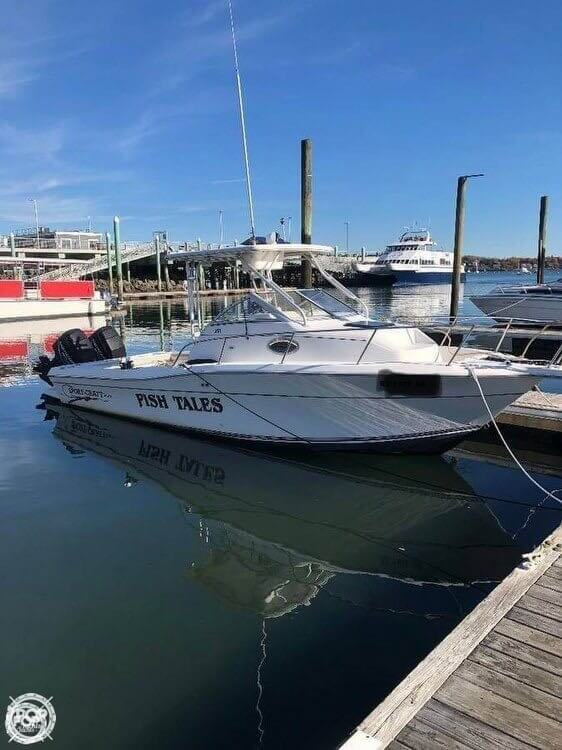 SportCraft 251 FISHMASTER WAC 1999 Sportcraft FISHMASTER 251 WAC for sale in Boxborough, MA