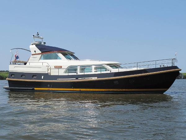 Linssen Grand Sturdy 500 Vario Top