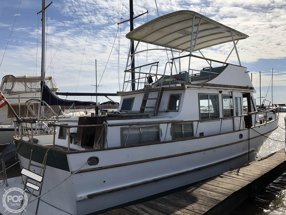 Marine Trader 37 Double Cabin 1979 Marine Trader 37 Double Cabin for sale in Lake Arthur, LA