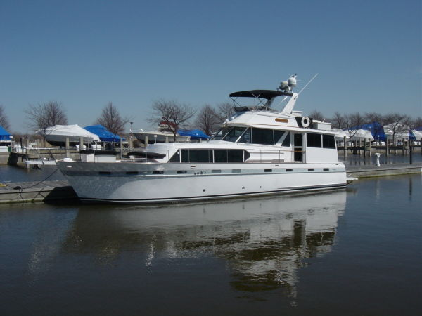 Chris-Craft 56' Roamer Photo 1