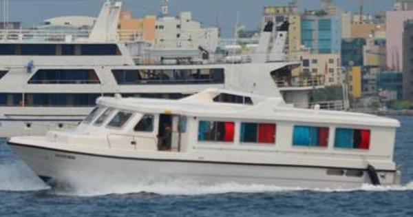 Fiberglass Passenger Speed Boat /44 Passengers