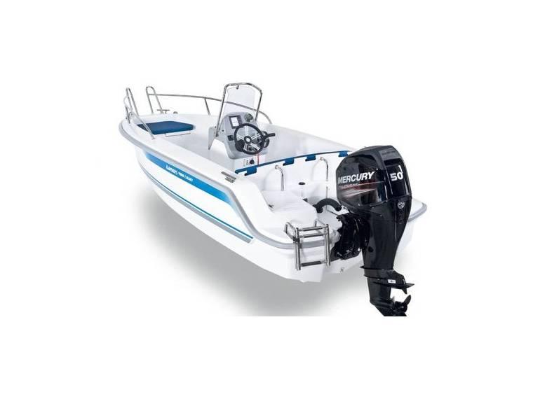 Ryds 488 Light Konsolenboot