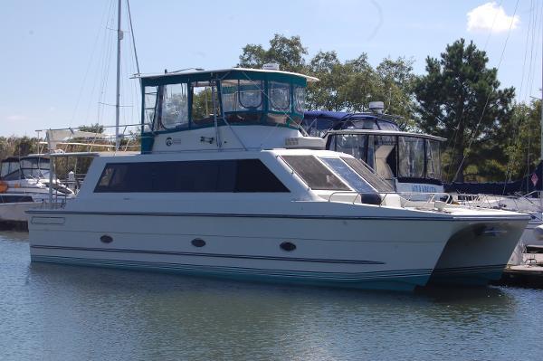 Carri-Craft Catamaran