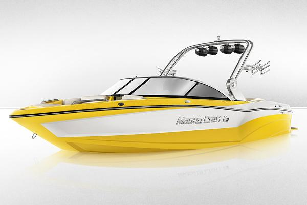 Mastercraft XT21 Manufacturer Provided Image