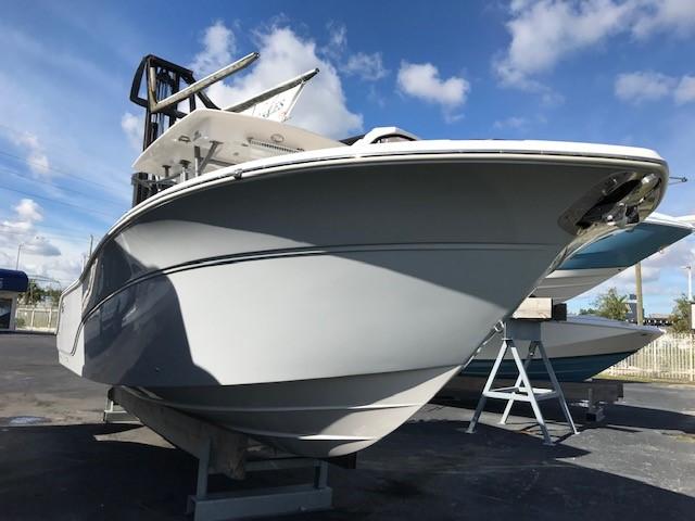 Sea Fox 288 Commander