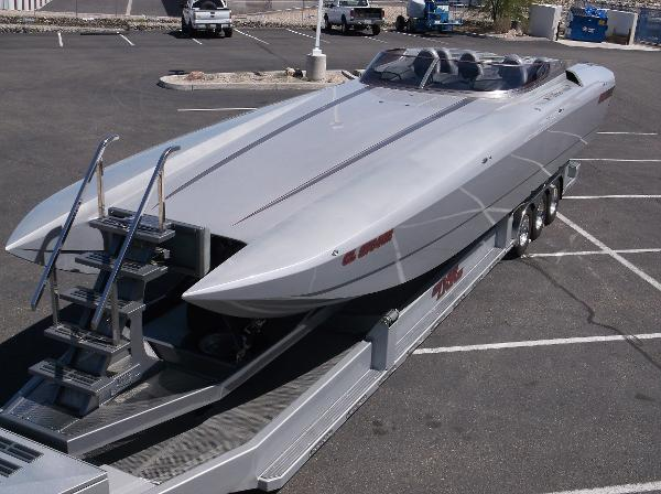 Daves Custom Boats M41 WIDEBODY CAT