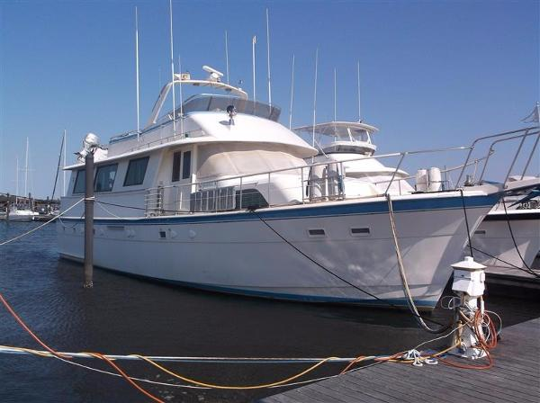 Hatteras 61 Motoryacht