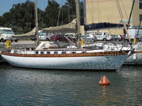 Custom Chassiron TDM AYC Yachtbrokers - Chassiron TDM