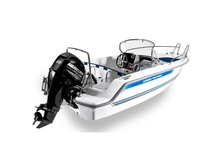 Ryds 488 Sport Konsolenboot